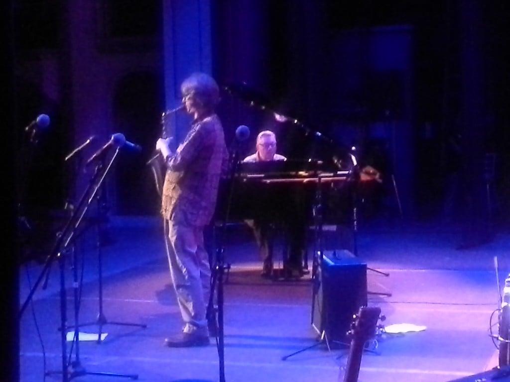 Benjamin Drazen and Elisha Gullixson in concert, Puebla, Mexico, Subud World Congress, August 7, 2014