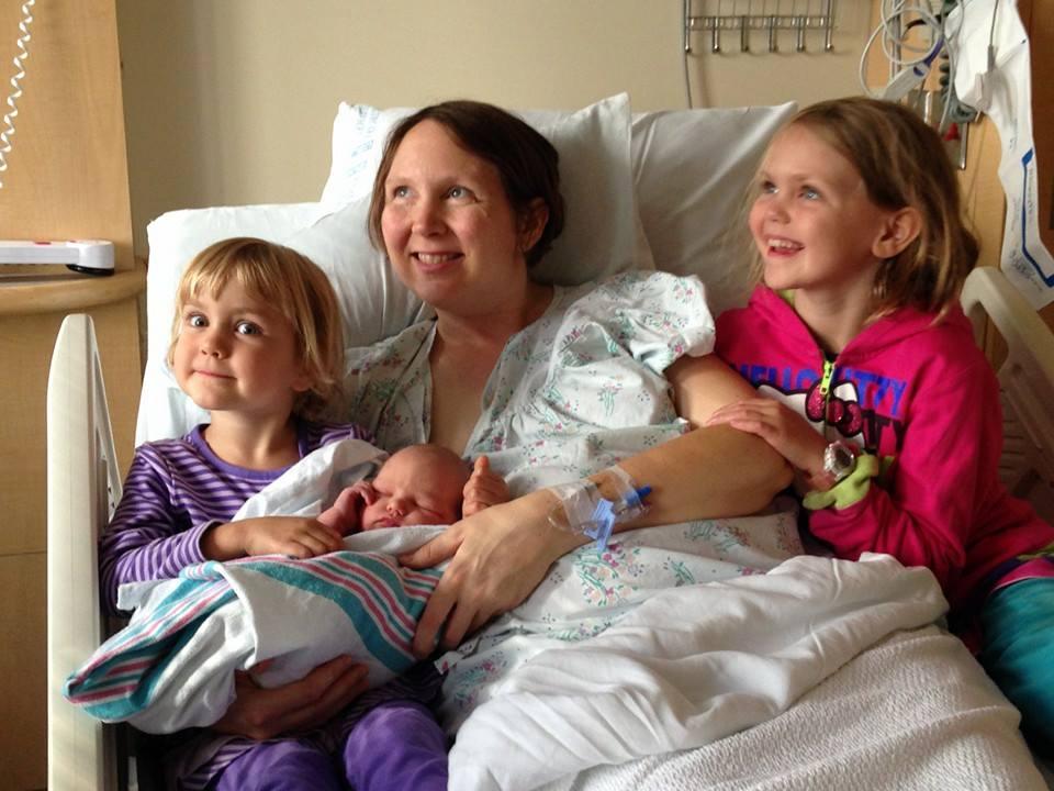 Sarah Stralberg & Daughters