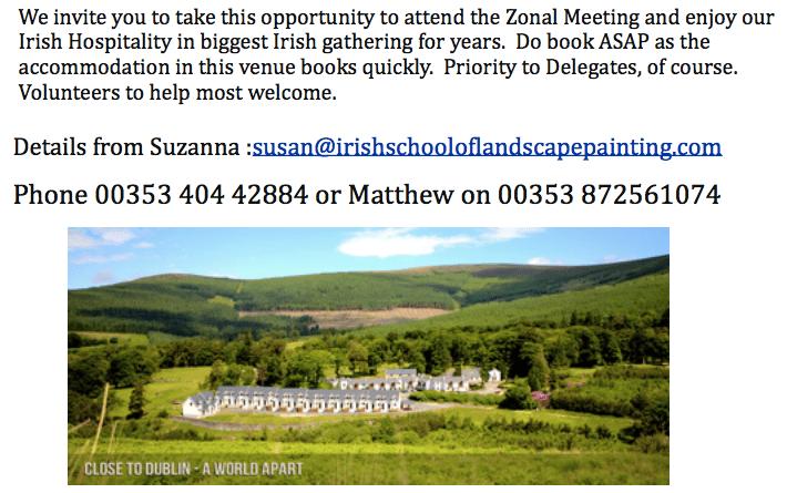 Zonal Gathering Ireland 2